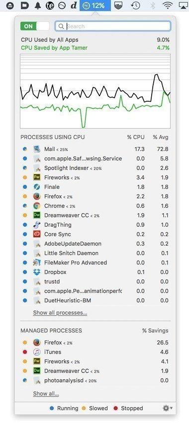 App Tamer For Mac